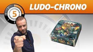 Avec notre Ludo-Chrono découvrez en 5 minutes si un jeu de société ...