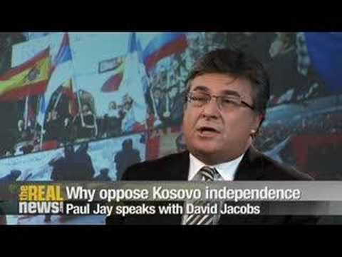Kosovo's declaration of independence is illegal