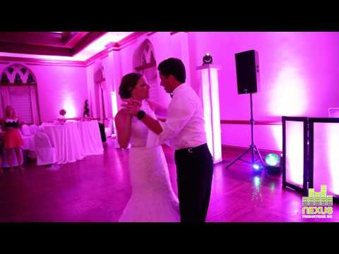 Mr. & Mrs. Dan & Meredith DeMerchant Wedding - Last Dance - Nexus Productions Inc.