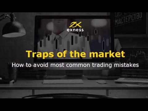"Forex webinar ""Traps of the market  How to avoid most common trading mistakes """
