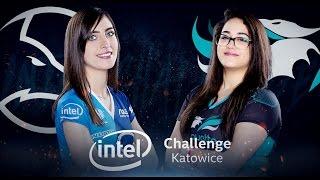 CS:GO - Team LDLC vs. Silhouette - Group B - INTEL Challenge Katowice 2017