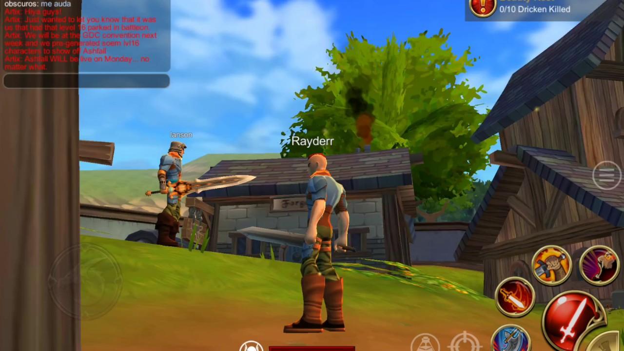 AdventureQuest 3D - Android gameplay GamePlayTV