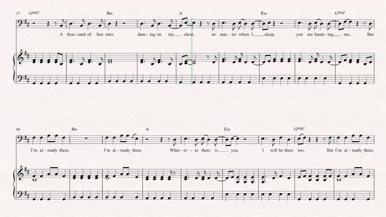 Bassoon silhouettes of monsters and men sheet music chords bassoon silhouettes of monsters and men sheet music chords vocals youtube hexwebz Image collections