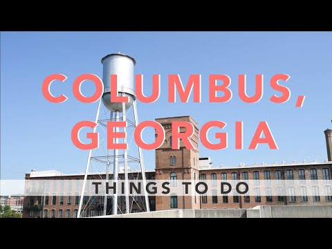 Things To Do In Columbus, Georgia - Momstrosity's Uptown Staycation