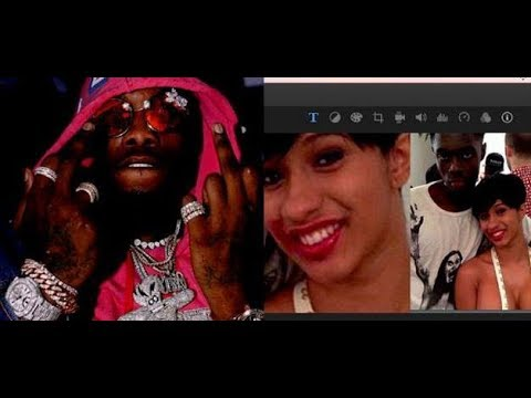 Offset Turn Down Cardi B Ex Rap Feat After Posting Photo Making Out With Cardi..DA PRODUCT DVD
