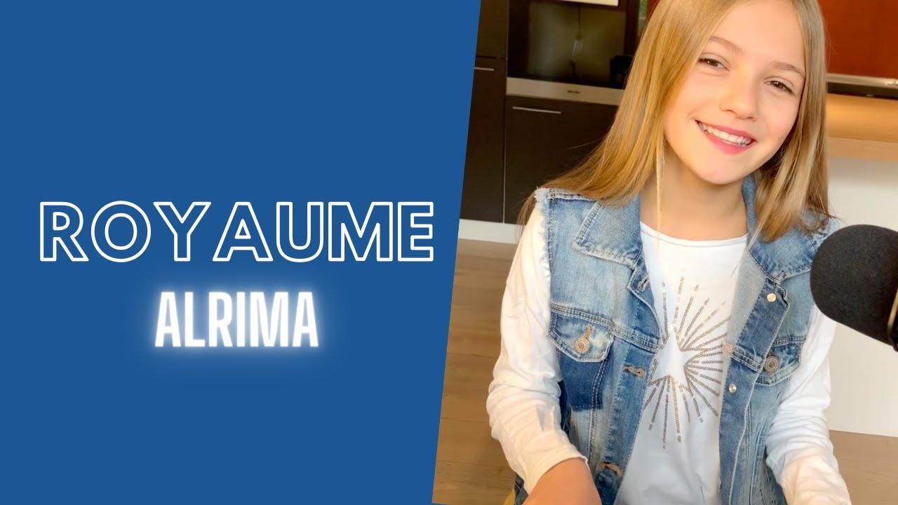 Download Royaume - Alrima (cover) par Zoé Clauzure
