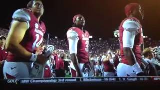 Louisiana Monroe stuns (secsec) #8 Arkansas