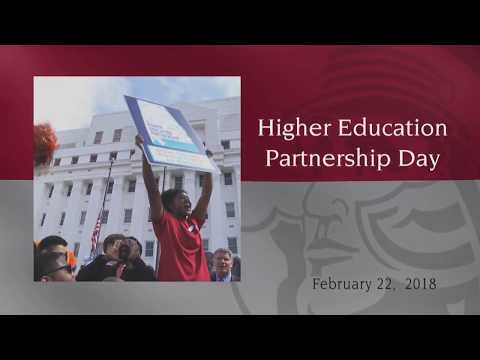 Higher Ed Partnership 2018
