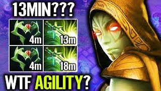 WTF 1ST ITEM is BUTTERFLY Are you a Joke to me? CANCER Drow Ranger IMBA Carry Epic Pro Dota 2