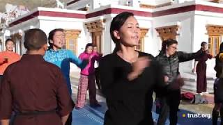 Kung Fu nuns strike back at rising sex attacks on women in India