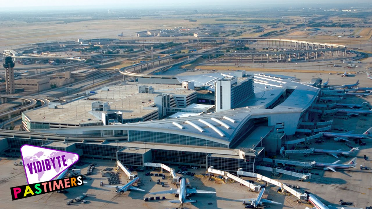 Top Biggest And Largest Airports In The World YouTube - Biggest airport in usa