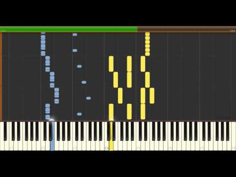 Lost but won (Rush) - Hans Zimmer | Synthesia + MIDI