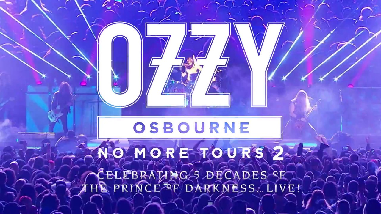 OZZY OSBOURNE - 22 FEB 2019 - TELE2, STOCKHOLM