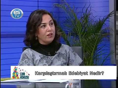 ES TV - Zehra Çam ile Çam Kokusu - Esogü Karşılaştırmalı Edebiyat Bölümü