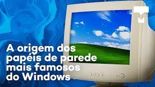 A origem dos papéis de parede mais famosos do Windows - TecMundo