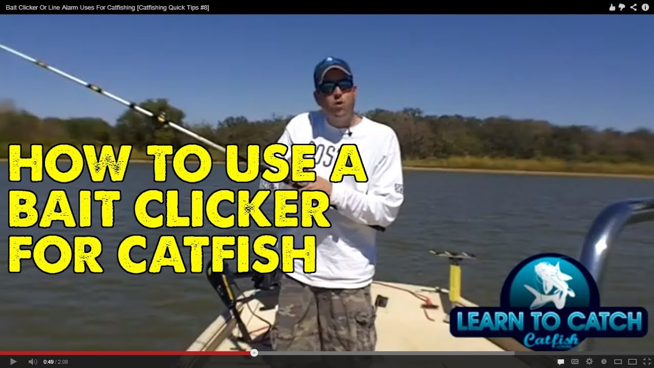 recipe: catfish reels with bait clicker [14]