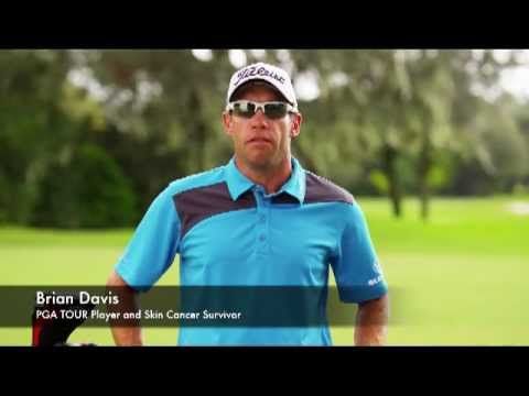 PGA Tour Promotes Sun Safety