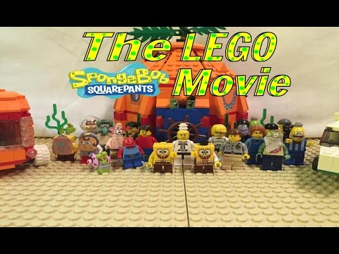 The Lego Spongebob Movie