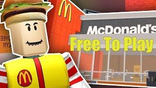 FTP #45 | Roblox | McDonald Tycoon