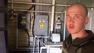 Обзор котла Польская Жара 60 кВт н.м. Что выгоднее уголь или газ?