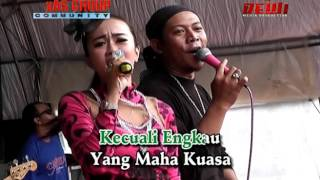 CANTIKA 2016 ( KARAOKE ) HANYA SATU  voc : Anggi Feat Rony