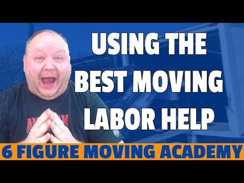 Contracted Moving Labor Vs Hired Moving Help