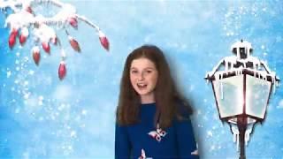 Три белых коня - Арина Таратухина, 8 лет, муз. Е.Крылатов, слова Л. Дербенёв, 0