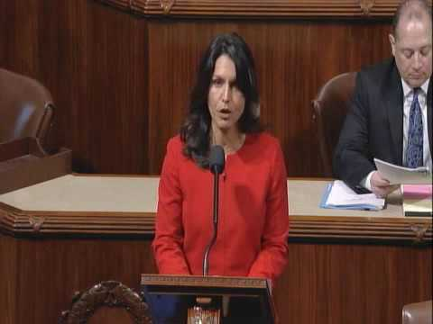 Tulsi Gabbard Introduces Bill That Would Ban Trans Women and ...