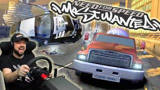 БЕТОНОМЕШАЛКА ПРОТИВ ПОЛИЦИИ! Need for Speed: Most Wanted