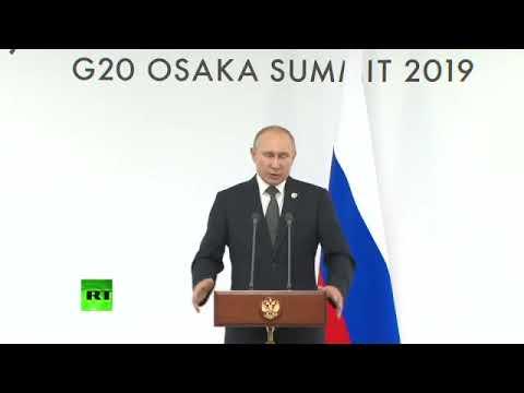 Путин о запрете пропаганды трансформеров