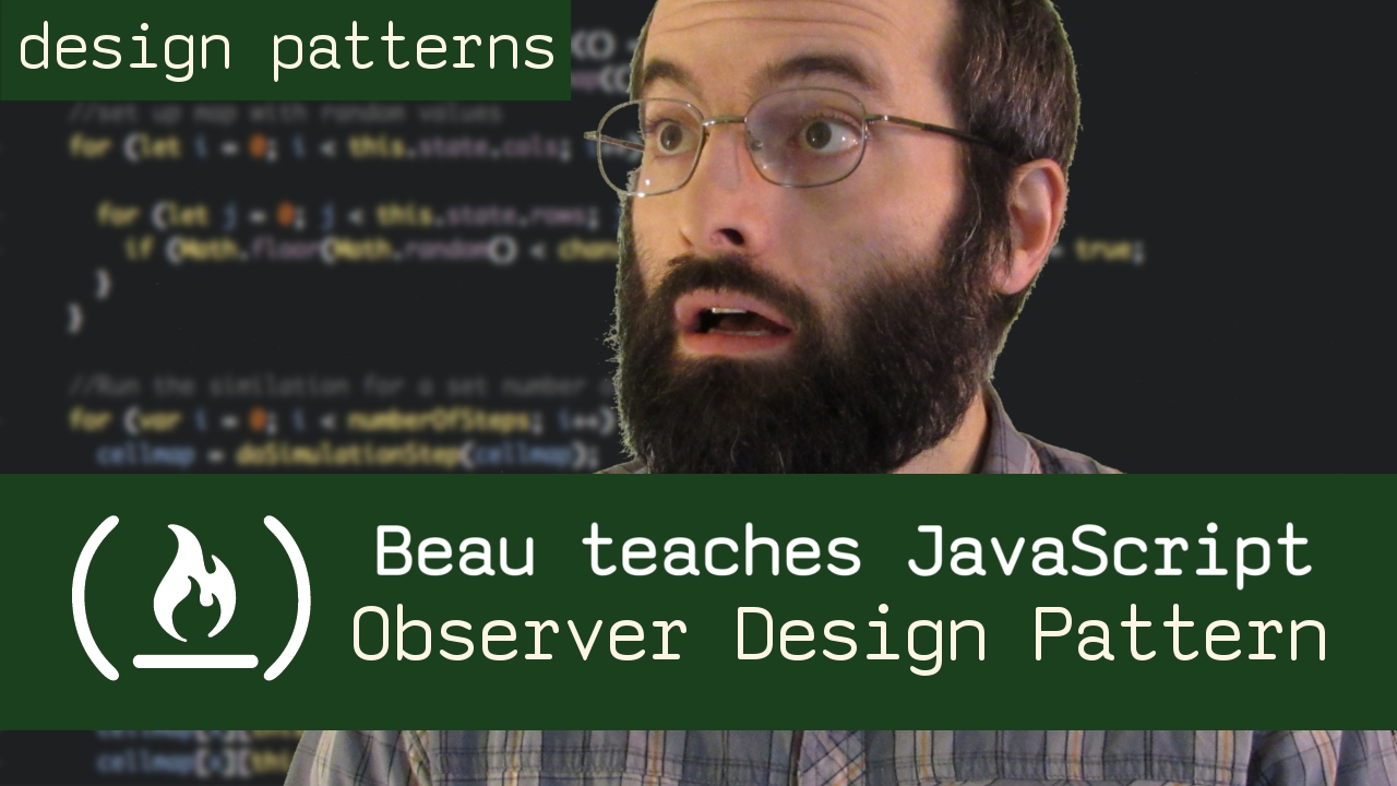 Observer Pattern Javascript Best Decoration