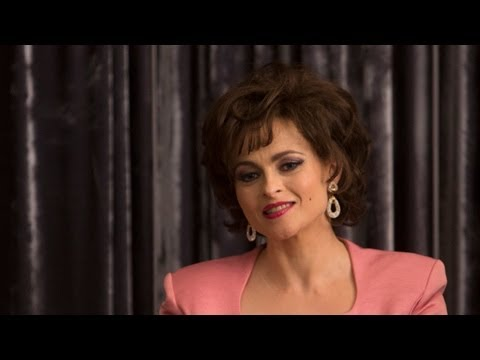 HELENA BONHAM CARTER on Playing Elizabeth Taylor in BURTON & TAYLOR Movie - Oct 16 on BBC AMERICA