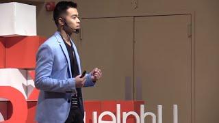 Small Actions, Big Results | John Lam | TEDxGuelphU
