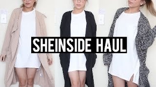 Sheinside Haul | April 2015