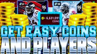 HOW TO FIND COIN MAKING METHODS + HOW TO GET FREE CARDS IN MADDEN 20 ULTIMATE TEAM!!