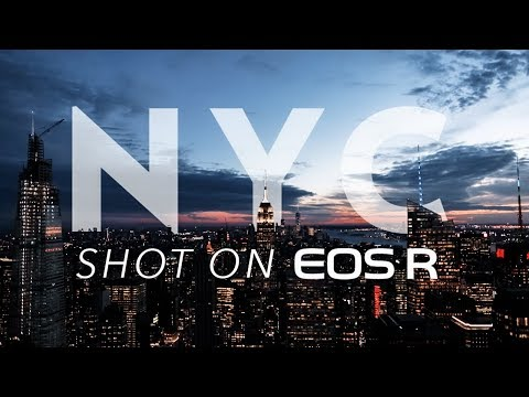 New York City Cinematic Travel Video // Canon EOS R