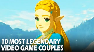 10 Most Legendary Couples in Gaming