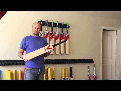 Slazenger V12 limited edition cricket bat 000/200 by www.cri