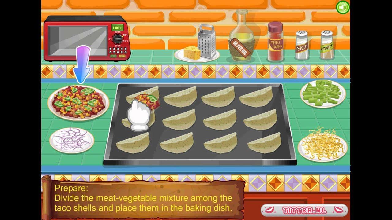 Tacos mexicains jeux gratuits de cuisine - Jeux de cuisine professionnelle gratuit ...