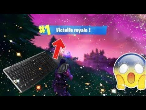 je test le clavier souris sur fortnite ps4 youtube. Black Bedroom Furniture Sets. Home Design Ideas