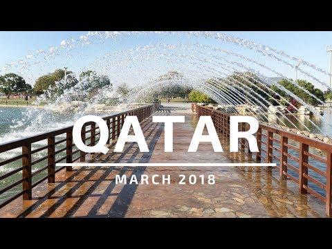 LJourneys: Qatar | March 2018 Travel vlog