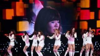 [Audio] SNSD - Destiny (SNSD 1st Solo Concert)