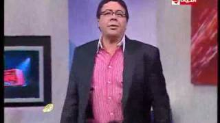 احمد ادم يتريق علي الجزائر 1