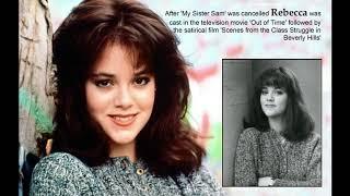 REBECCA SCHAEFFER - In Memoriam (1967-1989) / A Video Tribute - MY SISTER SAM (PAM DAWBER)