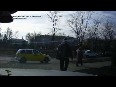 Массовое наказание водителей в Дивном, Ставропольский край