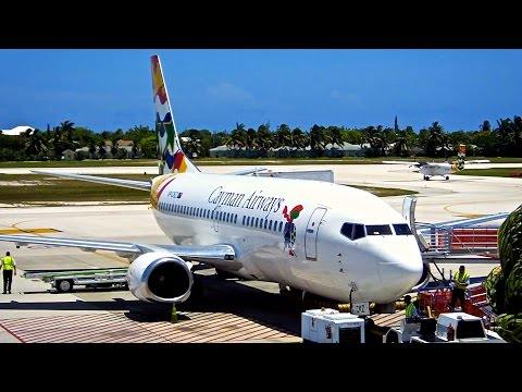Grand Cayman (GCM) Spotting – American/Cayman – Airbus A321-200 & More – Spotting Series Ep. 146