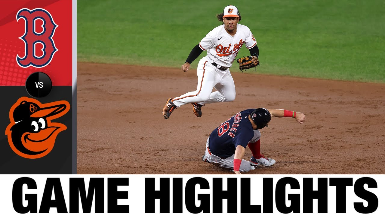 Download Red Sox vs. Orioles Game Highlights (9/30/21)   MLB Highlights
