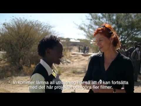 Stockholm International Film Festival in Namibia