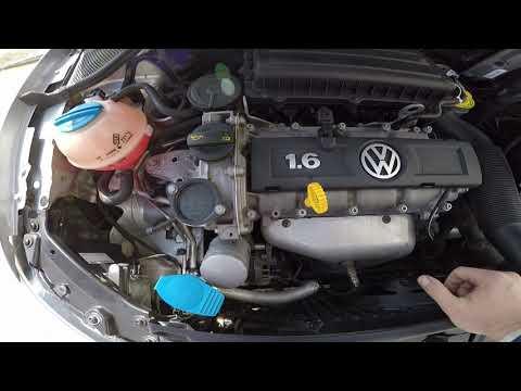 решение проблемы со стуком двигателя фольксваген поло седан
