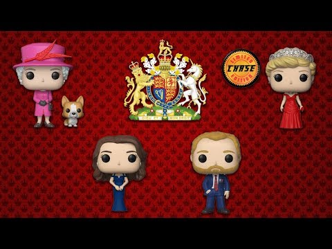 Funko News | The Royal Family Is Coming!